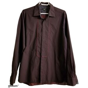 Ted Baker 100% Cotton Button Down Shirt 16.5